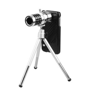 Samsung Galaxy S5 12x Zoom Telescope and Tripod