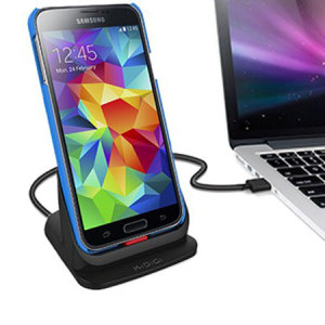 Samsung Galaxy S5 USB 3.0 Desktop Charging Cradle