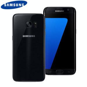 Samsung Galaxy S7 Edge SIM Free - Unlocked - 32GB - Black