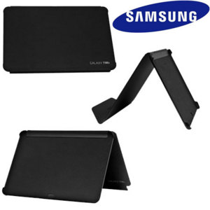 Samsung Galaxy Tab 10.1 Book Case - Black