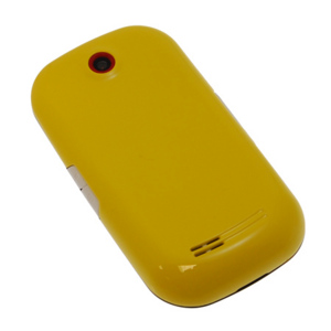 Samsung Genio Touch Back Cover - Yellow