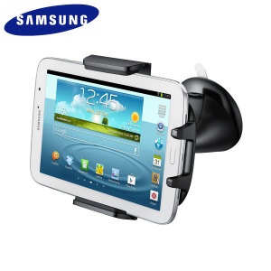 Samsung Universal Car Cradle Dock for 7-8 Smartphones - Black