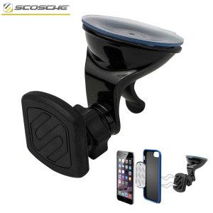 Scosche Magic Mount Universal Dash / Window Magnetic Car Holder