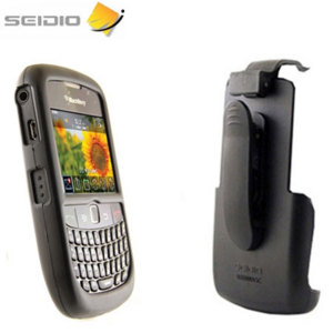 Seidio BlackBerry 8520 Curve Innocase  - Black