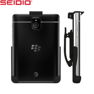 Seidio BlackBerry Passport Silver Edition Spring-Clip Holster