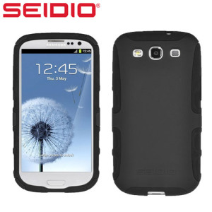 Seidio Dilex Case for Samsung Galaxy S3 - Black