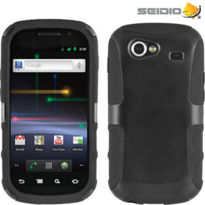 Seidio Dilex X Case for Google Nexus S - Black