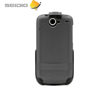 Seidio Google Nexus One Innocase II Surface Combo - Ash Grey