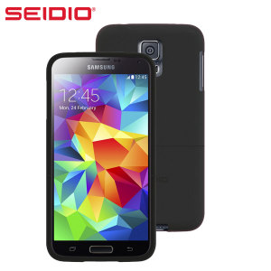 Seidio SURFACE Samsung Galaxy S5 Case - Black