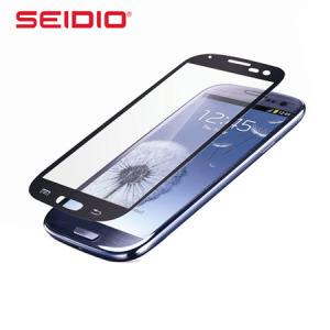 Seidio Vitreo Glass Screen Protector for Samsung Galaxy S3 - Black