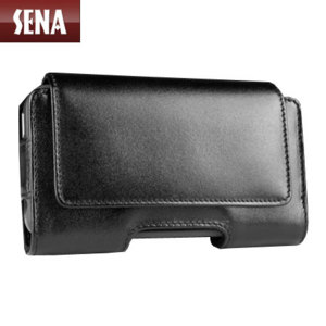 Sena Bumper Pouch for iPhone 4S / 4 - Black