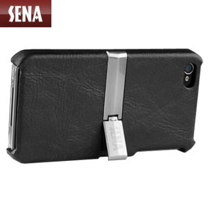 Sena Vista Case for iPhone 4S / 4 - Black