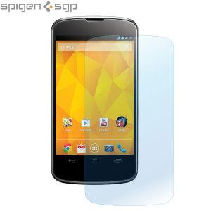 SGP Nexus 4 Steinheil Screen Protector - Ultra Oleophobic