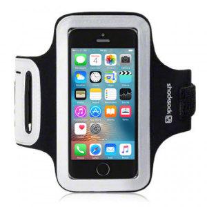 Shocksock Sports iPhone SE Armband - Black