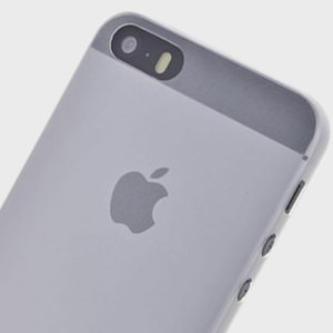 Shumuri Slim iPhone SE Case - Clear