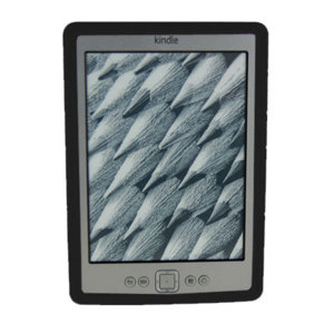 Silicone Case for Amazon Kindle - Black