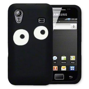 Silicone Case for Samsung Galaxy Ace - Eyes