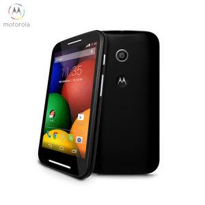 SIM Free 4GB Motorola Moto E - Black
