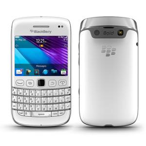 Sim Free BlackBerry Bold 9790 - White
