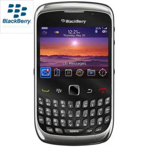 Sim Free Blackberry Curve 3G 9300