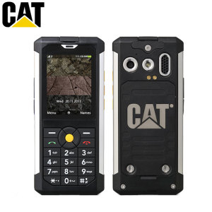 SIM Free CAT B100 Tough Phone Unlocked