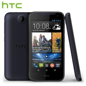 SIM Free HTC Desire 310 - Blue