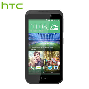 SIM Free HTC Desire 320 Unlocked - Grey