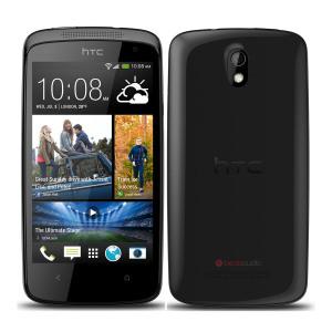 Sim Free HTC Desire 500 - Black