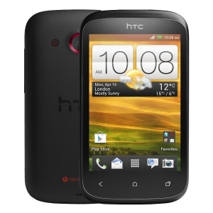 Sim Free HTC Desire C - Black
