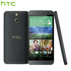 SIM Free HTC One E8 Dual Sim - 16GB - Misty Grey