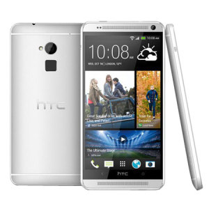 Sim Free HTC One Max 16GB - Silver
