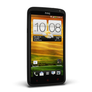 Sim Free HTC One X+ - Black