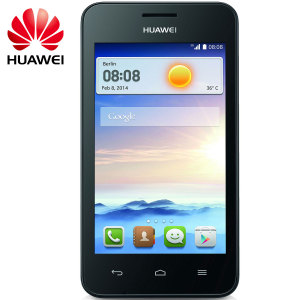 SIM Free Huawei Ascend Y330 Unlocked in Black