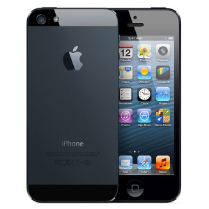 Sim Free iPhone 5 Unlocked 16GB  - Black