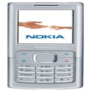 Sim Free Mobile Phone - Nokia 6500 Classic - Silver