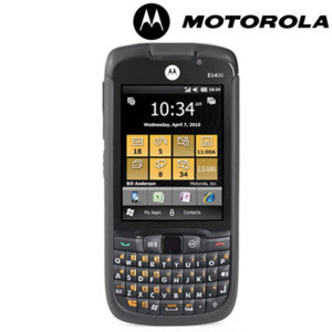 Sim Free Motorola ES400 Enterprise Digital Assistant- Standard Battery