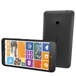 Sim Free Nokia Lumia 1320 - Black