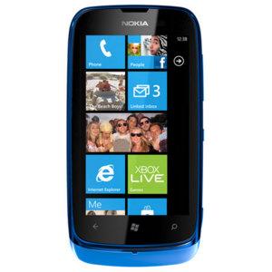 Sim Free Nokia Lumia 610