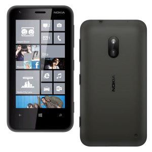 Sim Free Nokia Lumia 620 - Black