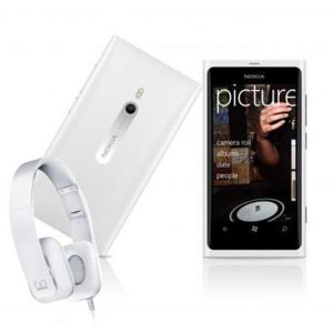 Sim Free Nokia Lumia 800 - White