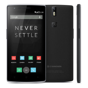 SIM Free OnePlus One 64GB - Black