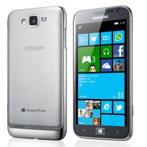 Sim Free Samsung Ativ S - Grey