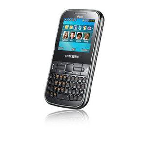 Sim Free Samsung Chat 322 Dual SIM Phone