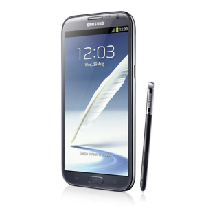 Sim Free Samsung Galaxy Note 2 - Grey