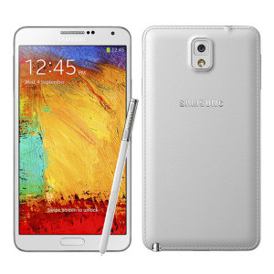 Sim Free Samsung Galaxy Note 3 - White