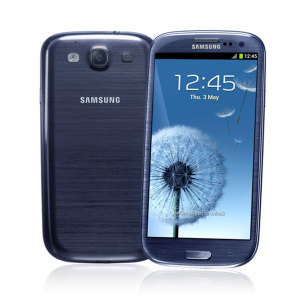 Sim Free Samsung Galaxy S3 i9300 - Pebble Blue - 64GB