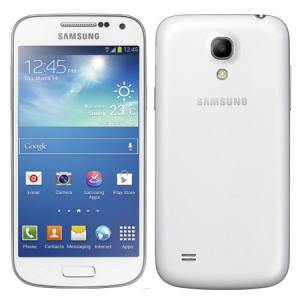 Sim Free Samsung Galaxy S4 Mini Unlocked - White - 8GB