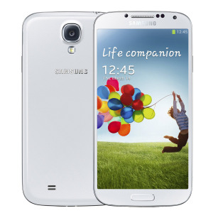 Sim Free Samsung Galaxy S4 Unlocked - White - 16Gb