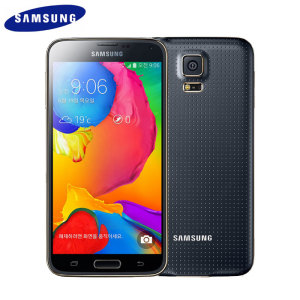 SIM Free Samsung Galaxy S5 LTE-A - Black - 32GB