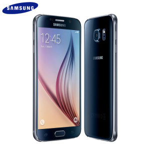 SIM Free Samsung Galaxy S6 Unlocked - 32GB - Black